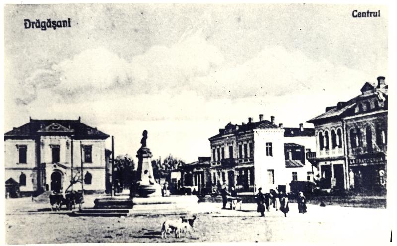 centrul Dragasani