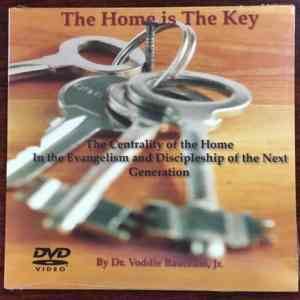 Home Is The Key DVD