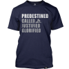 Predestined/Called/Justified/Glorified