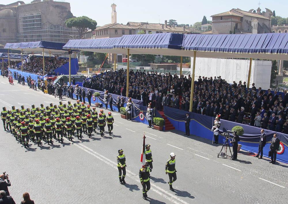 Dan Republike u Rimu (foto: www.interno.gov.it/CC-BY-NC-SA 3.0 IT)