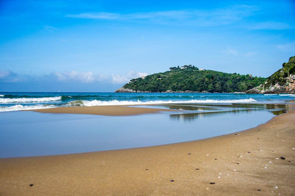 Plaža 300 stepenika (foto: Aeneas' Landing Resort / http://www.aeneaslanding.it)