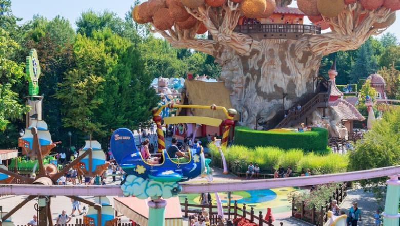 Gardaland – park zabave najveći u Italiji i 8. po veličini u Evropi