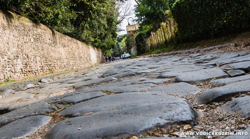 Svi putevi vode u Rim