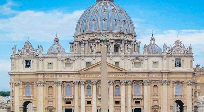 Bazilika Svetog Petra – najveća crkva na svetu i centar hrišćanstva
