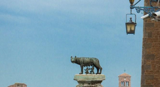Kapitolska vučica nije samo simbol Rima