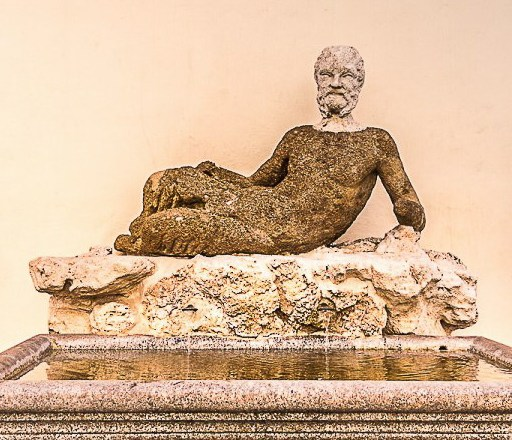 Statue koje govore – Babun (Babuino)