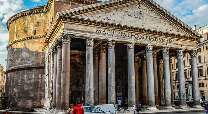 Panteon – hram svih bogova
