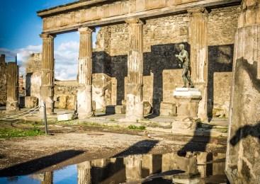 Pompeja: ulaznice i ture iz Rima i Napulja