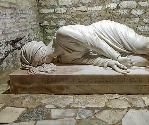 """Katakombe San Callisto – grad mrtvih koji i dalje """"živi"""" u podzemlju Večnog grada"""