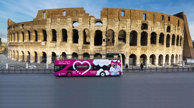 Panoramski autobusi Rima