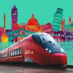 Vozom kroz Italiju – kako do Rima (Milana, Venecije, Firence, Napulja…)