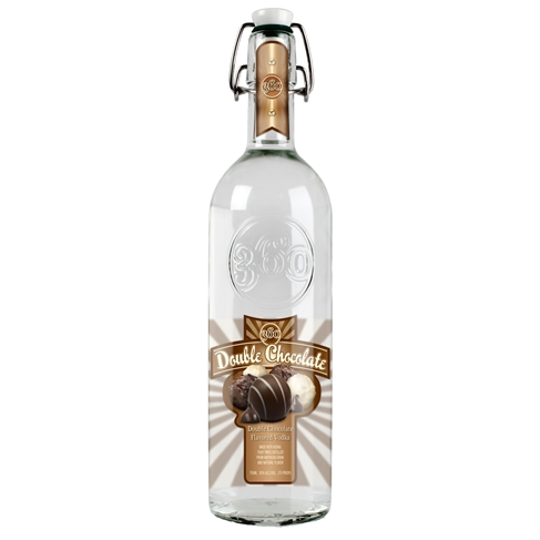 360 Double chocolate Vodka