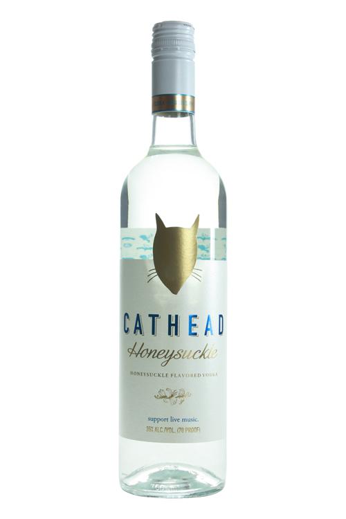 Vodka Cathead aromatizzata ai fiori di caprifoglio