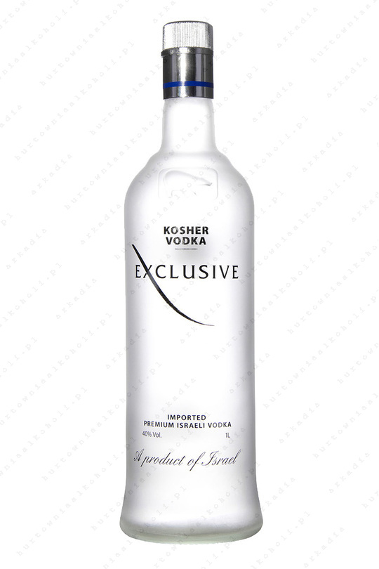 Vodka Kosher Exclusive