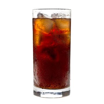 Voedingswaarde Cola light per 100 gram