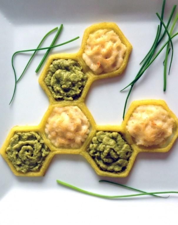 snack op contact formulier 3D voedselprinter
