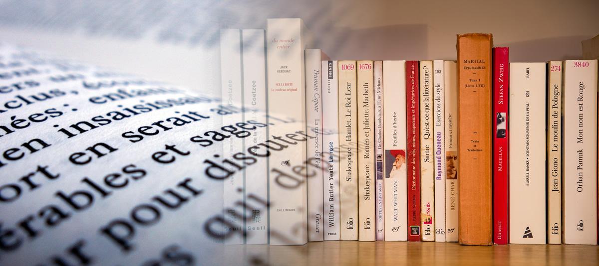 Grenzüberschreitendes Lesen