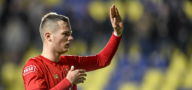 Foto: 'Inter wil Vanheusden inzetten als pasmunt om toptransfer af te ronden'