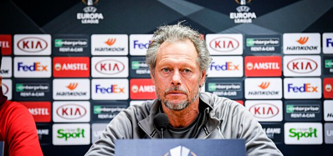Foto: Preud'homme koestert geen illusies over Europese kwalificatie