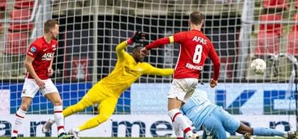 AZ is doing a vast Eredivisie stunt