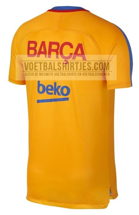 FC Barcelona camiseta senyera