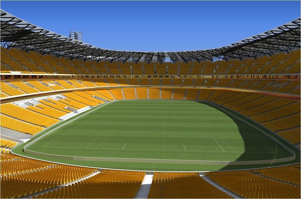 komst van nieuwe hypermoderne stadions