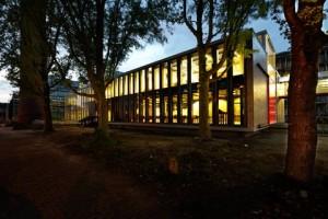 ICMS in gerenoveerd gebouw CERES op TU/e Science Park