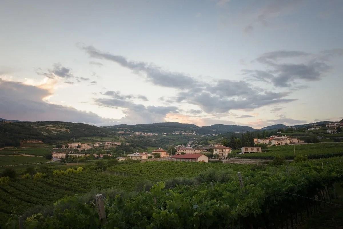 Le colline della Valpolicella