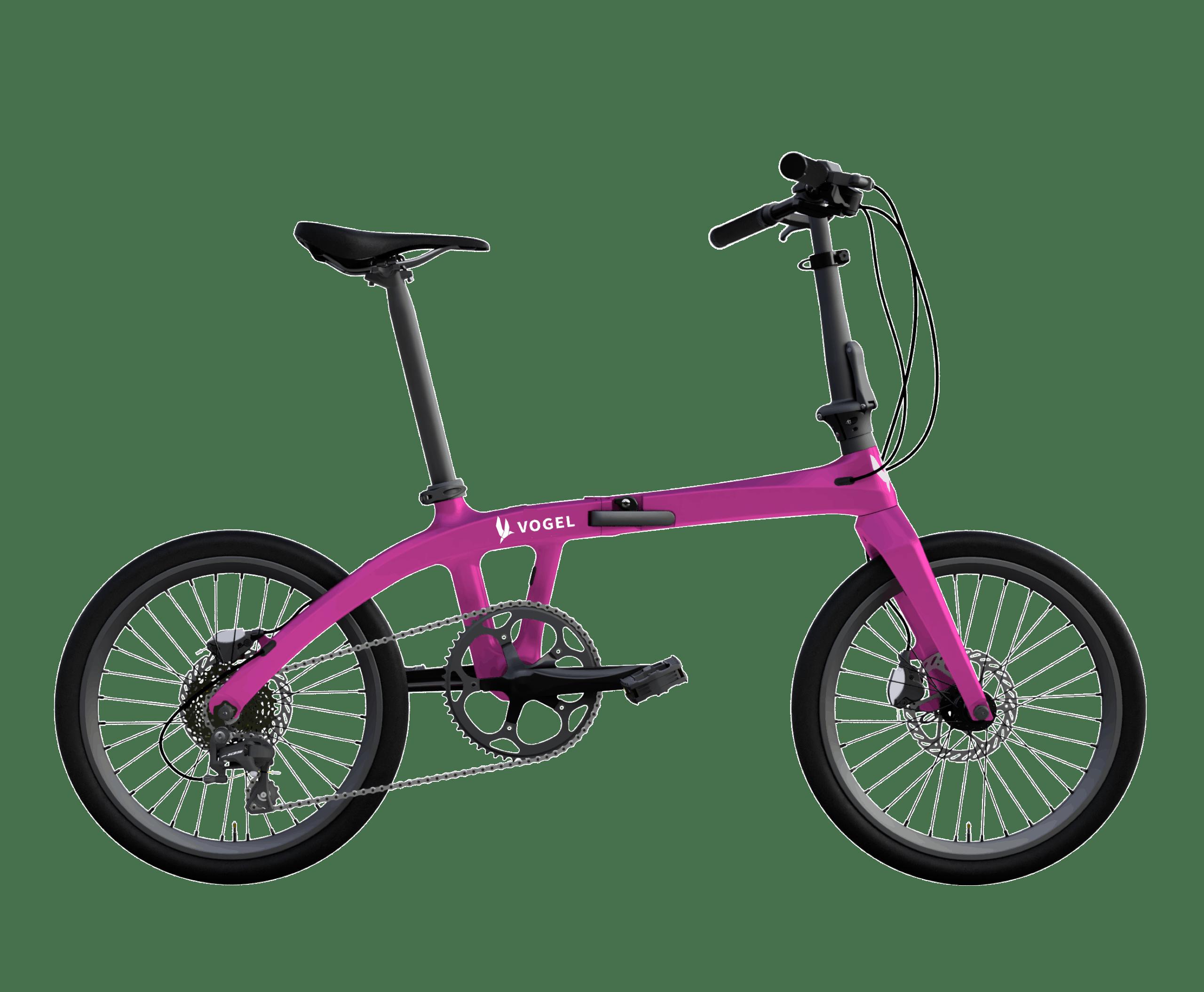 Vogel Curie pink