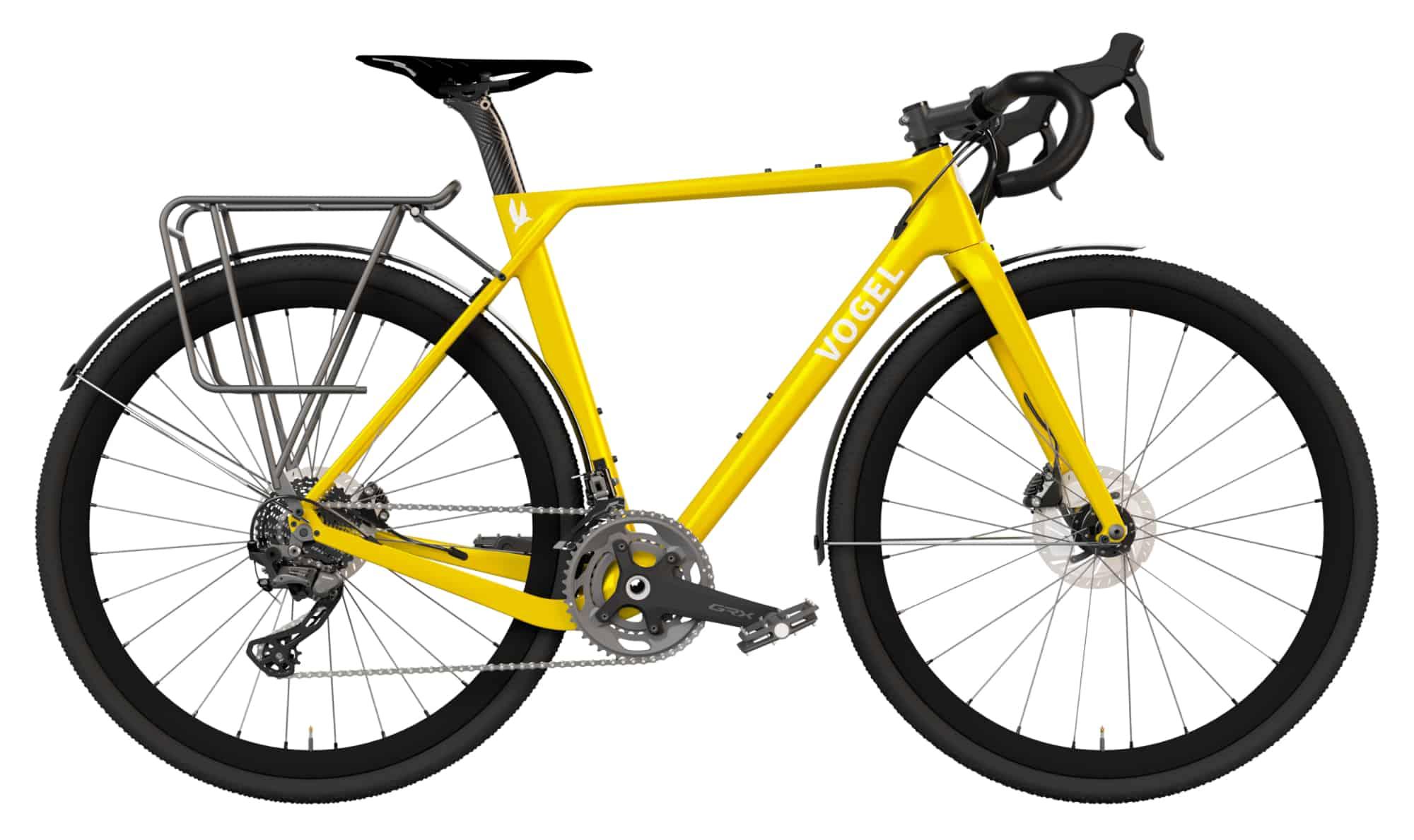 Vogel Gravel+GRX yellow