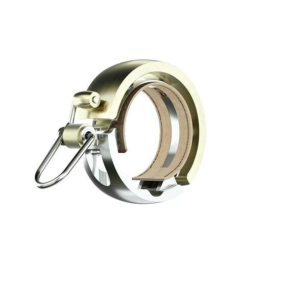 Knog Oi bell Luxe Brass