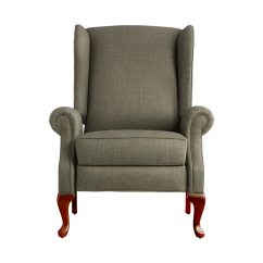 Queen Anne Chair Cover Buy Covers Online India 15432 Recliner Vogel By Chervin
