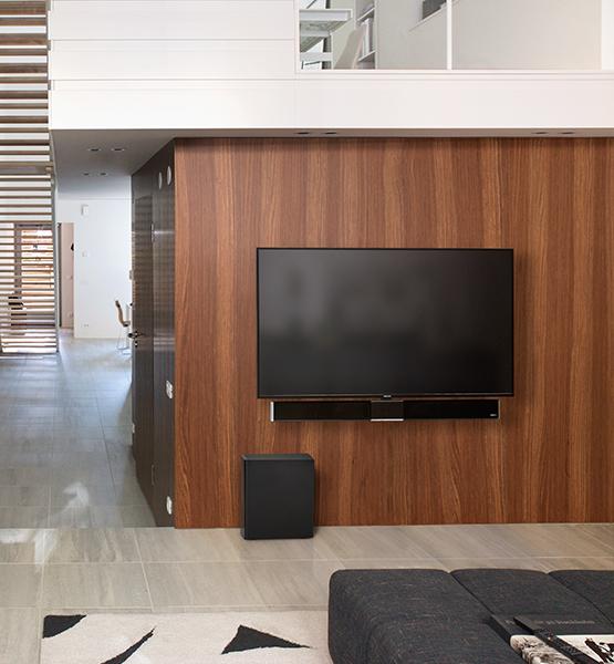Perfect Affordable Et Si Vous Utilisez Un Support Tv Mural
