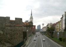 ungarische Krönungskirche und Ostblockcharme
