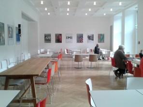 Cafe, Kaiser Wilhelm Museum