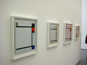Piet Mondrian, Kompositionen, Kaiser Wilhelm Museum