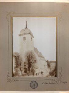 St. Nicolaikirche Wilsdruff