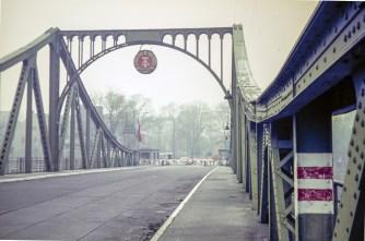 Glienicker Brücke 1967