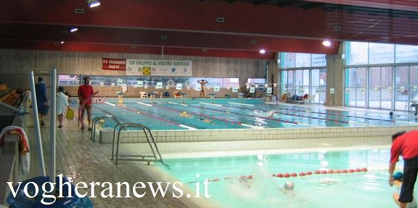 VOGHERA 10032017 LAsst avvia la riabilitazione in piscina per i minori con gravi disabilit