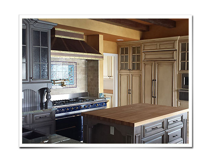 country kitchen range hoods sink refinishing porcelain hood installation photos | custom photo ...