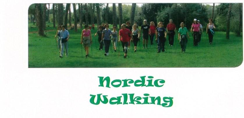 nordic walking al parco ibernesi