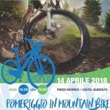 Pomeriggio in mountain bike al Parco Ibernesi