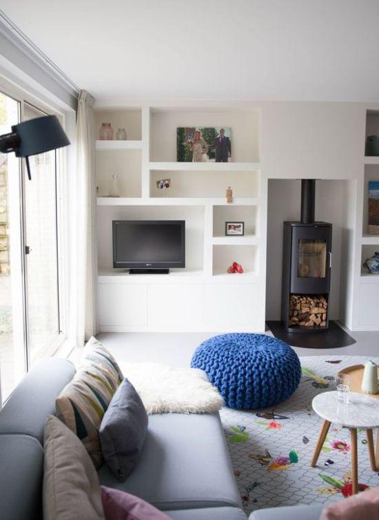 Soluzioni per il soggiorno tradizionale o moderno. Lavori In Cartongesso Come E Dove Utilizzarlo Tra Le Mura Domestiche