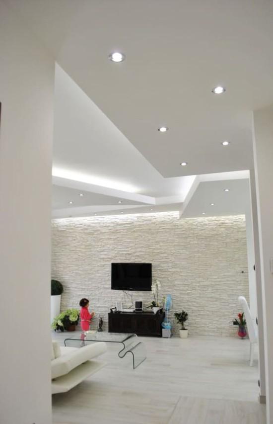 Con l'aggiunta di moderni lampadari o cristallo nel mezzo per dare. Lavori In Cartongesso Come E Dove Utilizzarlo Tra Le Mura Domestiche