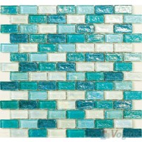 Turquoise Mosaic Tile | Tile Design Ideas