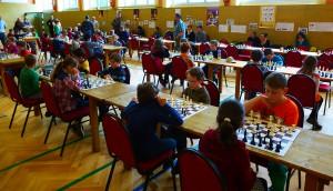 Turnhalle Weischlitz als Schach-Palast