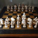 Puschkin Schachfiguren