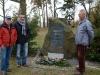 Volkstrauertag in Gommlaür die Opfer der beiden Weltkriege