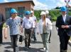 Arbeitsbesuch der Landrätin im Betrieb Akzo Nobel