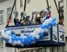 Greizer Faschingsgesellschaft erstürmt wie jedes Jahr das Greizer Rathaus